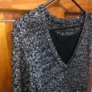 Apt. 9 Sequin Sweater